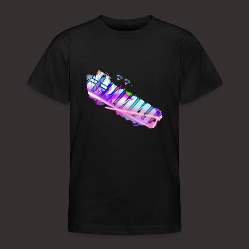 dünne - Teenager T-Shirt