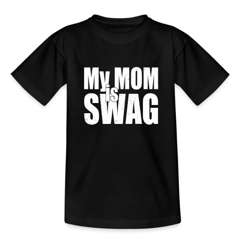 Swag White - Teenager T-shirt