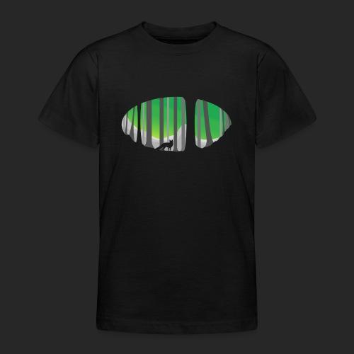 Forest Fox - Teenage T-Shirt
