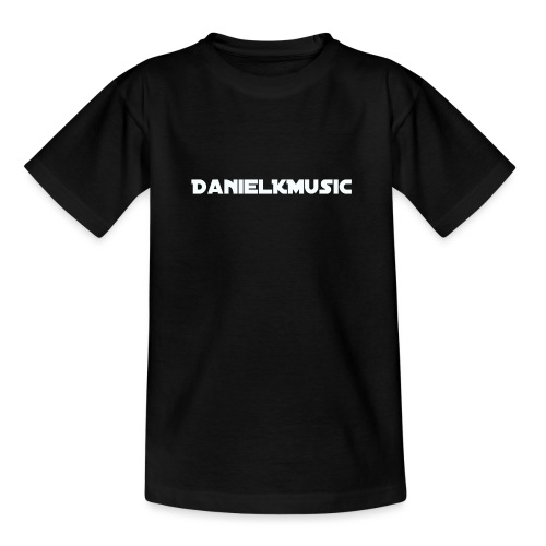 Inscription DanielKMusic - Teenage T-Shirt