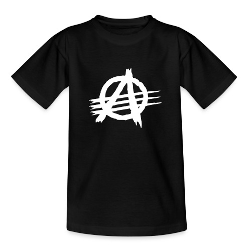 AGaiNST ALL AuTHoRiTieS - Teenage T-Shirt