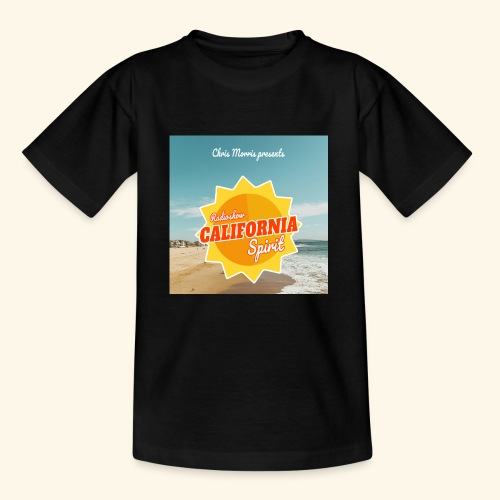 California Spirit Store - T-shirt Ado