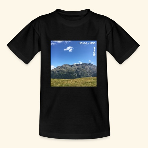 House of Dao - Top of Mountain View - Teenager T-Shirt