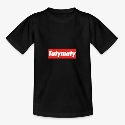 TatyMaty Clothing - Teenage T-Shirt