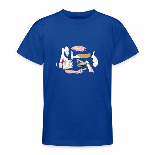 Pintular - Camiseta adolescente