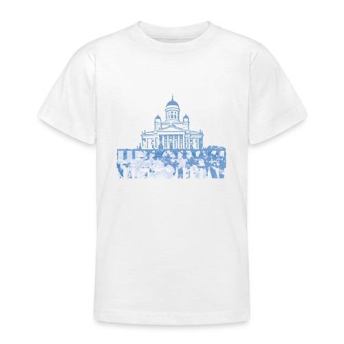 Helsinki Cathedral - Teenage T-Shirt