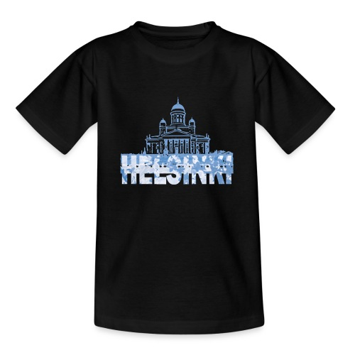 Helsinki Cathedral - Teenage T-Shirt
