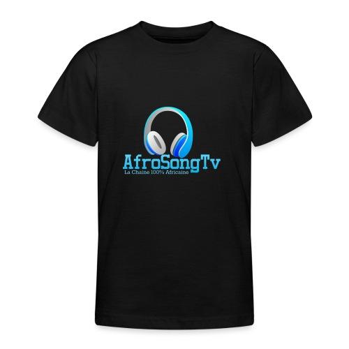 logo - Camiseta adolescente