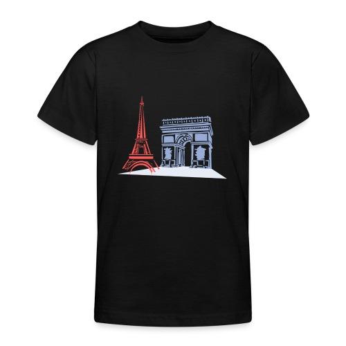 Paris - T-shirt Ado