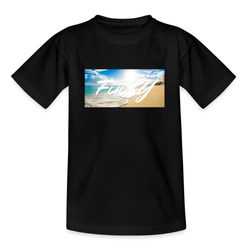 FinlY Beach - Teenage T-Shirt