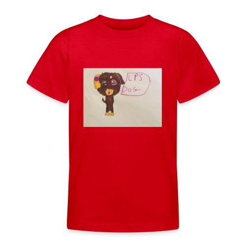 Little pets shop dog - Teenage T-Shirt