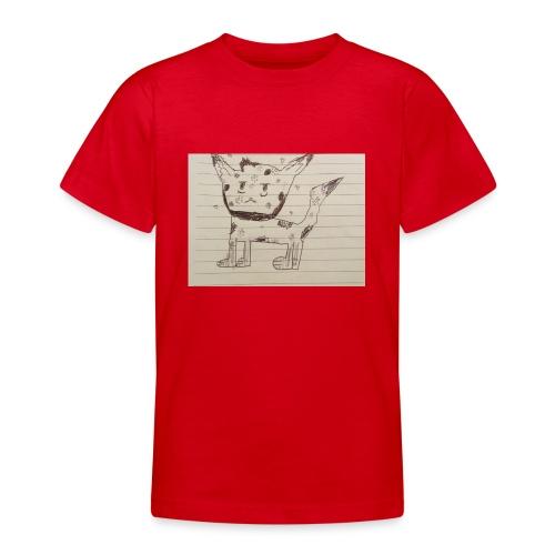 Wolf - Teenage T-Shirt
