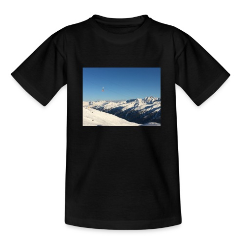 bergen - Teenager T-shirt