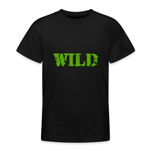 wild - Maglietta per ragazzi