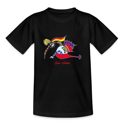 Coco Volute - T-shirt Ado