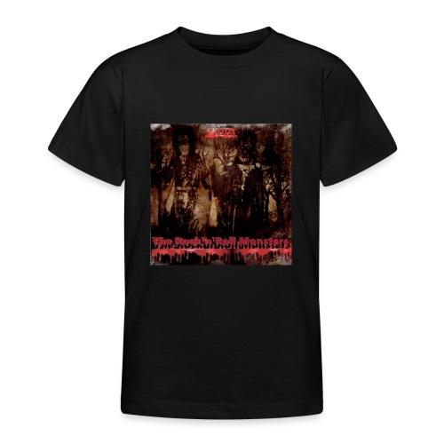 The Rock n Roll Monsters - Nuorten t-paita