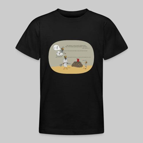 VJocys Abraham - Teenage T-Shirt