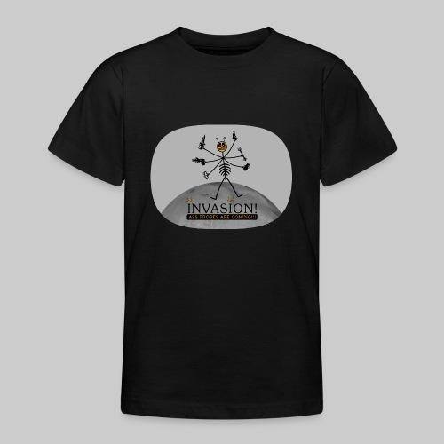 VJocys Invasion - Teenage T-Shirt