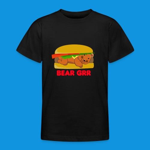 Bear Grr - Teenage T-Shirt