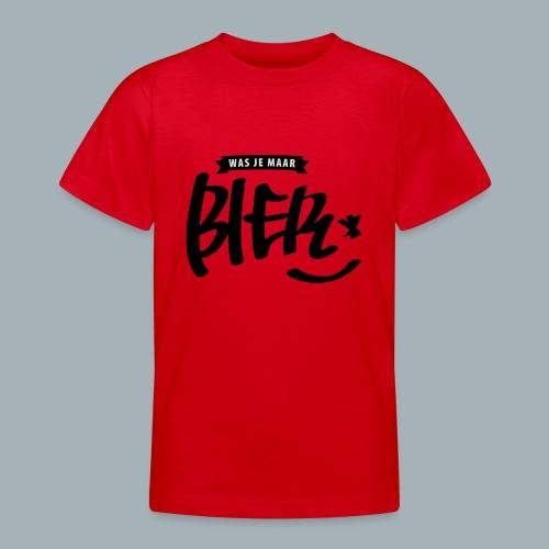 Bier Premium T-shirt - Teenager T-shirt
