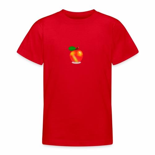 Apfel - Teenager T-Shirt