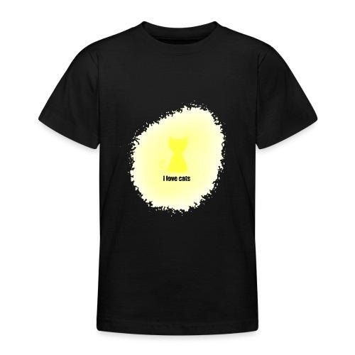 Sand cat - Teenage T-Shirt