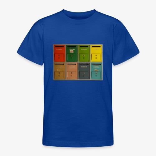 Briefkasten - Teenager T-Shirt