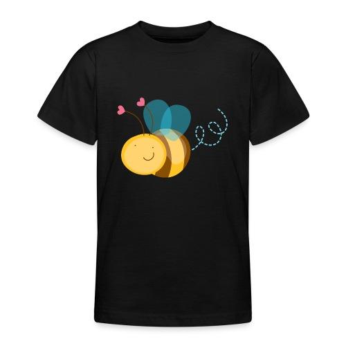 Cute Bee - Camiseta adolescente