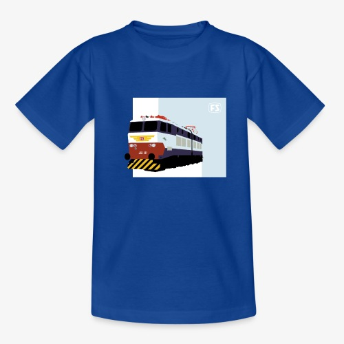FS E 656 Caimano - Maglietta per ragazzi