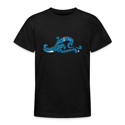 EZS T shirt 2013 Front - Teenager T-shirt