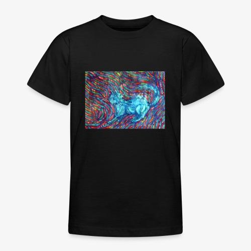 Kotek - Koszulka młodzieżowa
