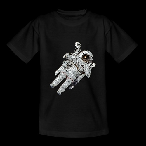Small Astronaut - Teenage T-Shirt
