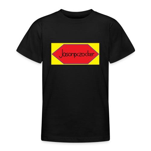 Jasonpczocker Design für gelbe Sachen - Teenager T-Shirt