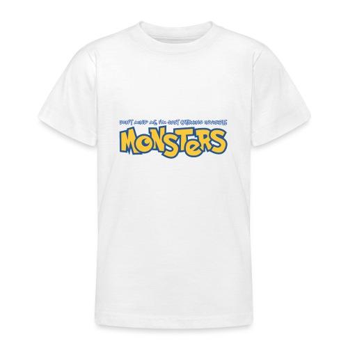 Monsters - Teenage T-Shirt