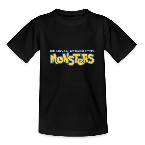 Monsters - Teenage T-Shirt