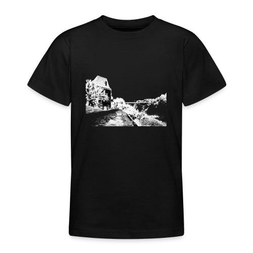 J'aime Mouleydier - Pont F - T-shirt Ado