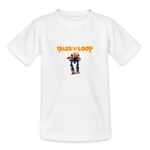Tales from the loop - Camiseta adolescente