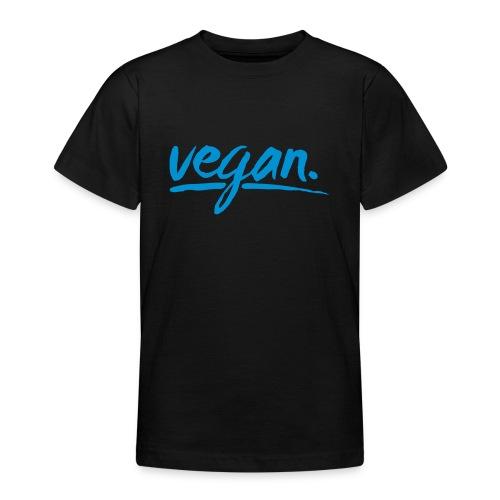 vegan - simply vegan ! - Teenager T-Shirt