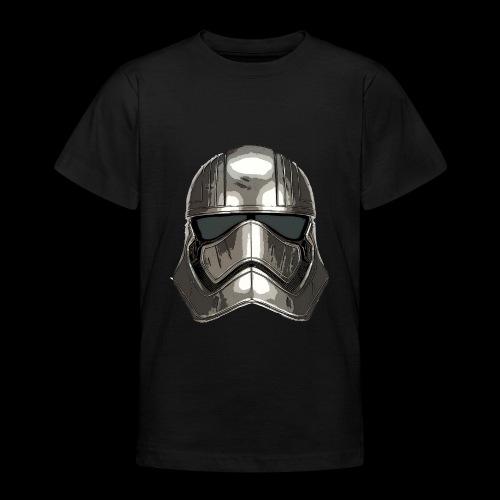 Phasma's Helmet - Teenage T-Shirt