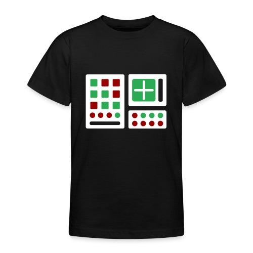Classic Computer 2 - Teenager T-Shirt