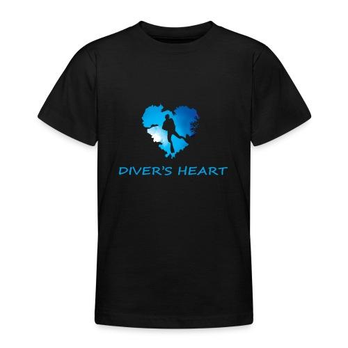 serce-png - Koszulka młodzieżowa