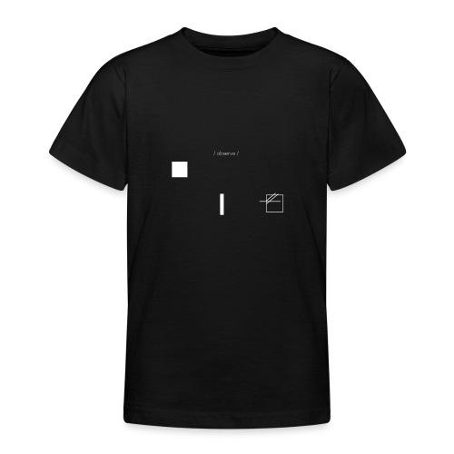 /obeserve/ sweater (M) - T-skjorte for tenåringer