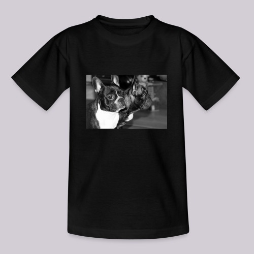 Frenchies - Teenage T-Shirt