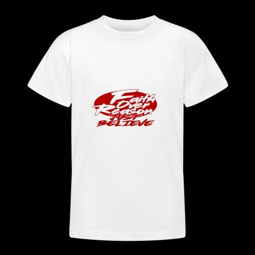 OVER REASON - Camiseta adolescente