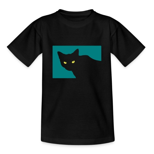 Spy Cat - Teenage T-Shirt