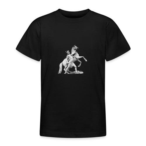 der Ritter - Teenager T-Shirt