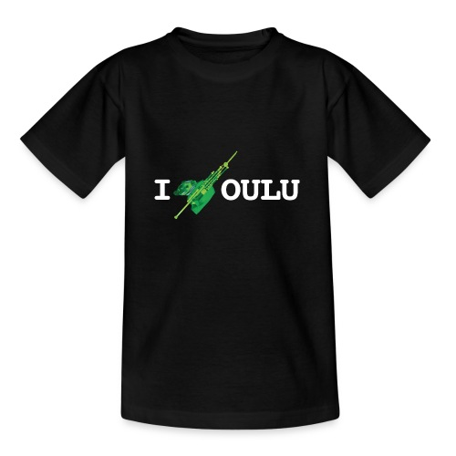 Uilleann Piper Oulu - Classic 2020 - Nuorten t-paita