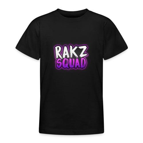 RakzSquad First Merch - Teenage T-Shirt