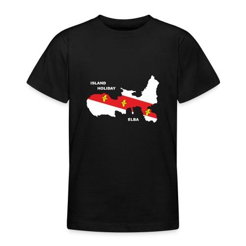 Elba Insel Urlaub Italien - Teenager T-Shirt