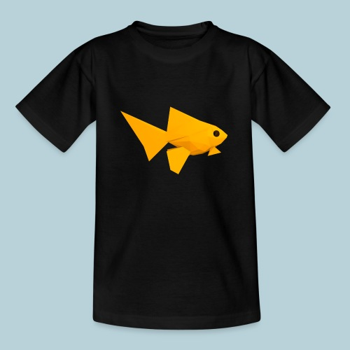RATWORKS Fish-Smish - Teenage T-Shirt